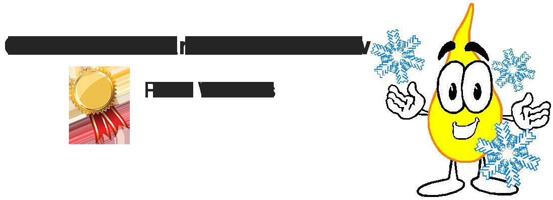 Gilles Renaud Heating Ltd  - Winners